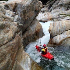 Kayak Torrente