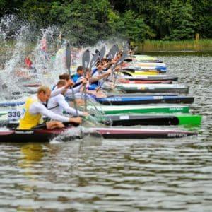 Canoa/Kayak Velocità